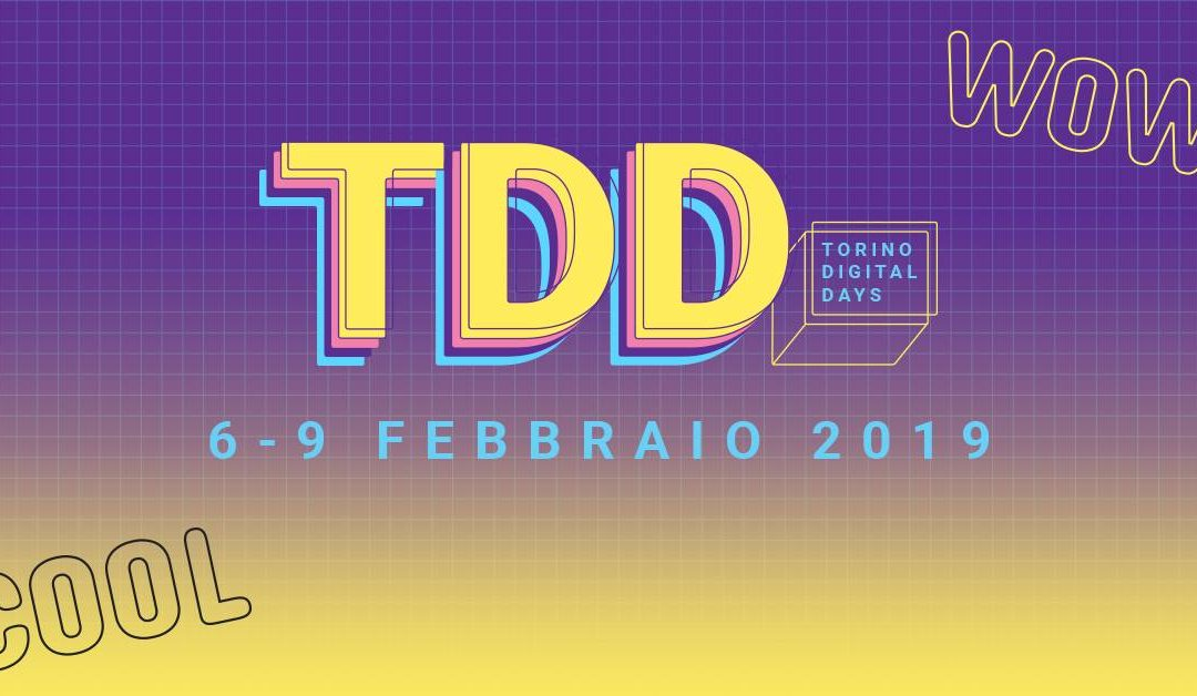 Discover Torino Digital Days with us!
